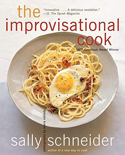 9780062025364: The Improvisational Cook