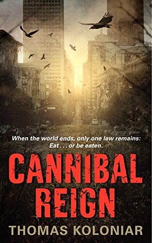 9780062025821: Cannibal Reign (Harper Thriller)