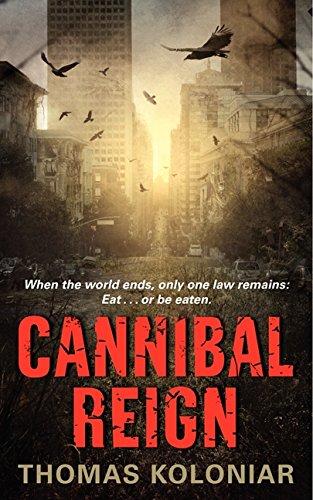 9780062025821: Cannibal Reign (Harper Thriller)