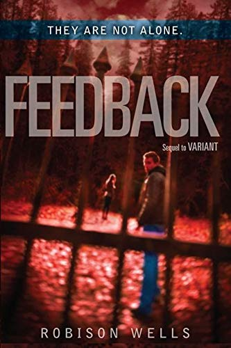 9780062026118: Feedback (Variant)