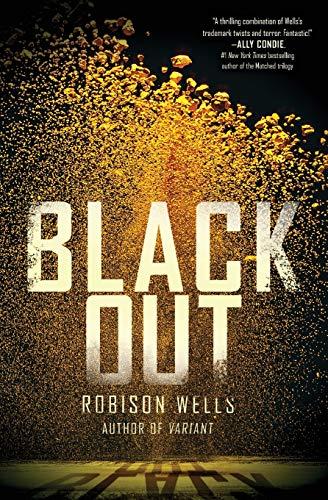 9780062026132: Blackout