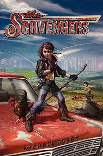 9780062026163: The Scavengers