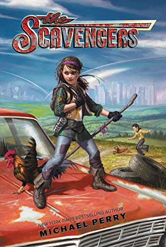 9780062026170: The Scavengers