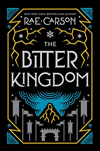9780062026569: The Bitter Kingdom (Girl of Fire and Thorns)