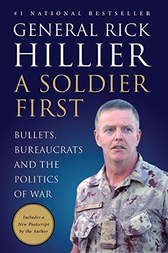 9780062026675: Soldier First