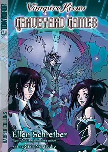 9780062026729: Vampire Kisses: Graveyard Games