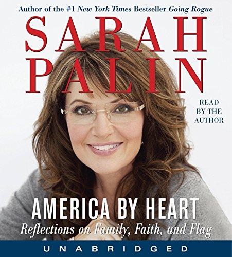 9780062026910: America by Heart Unabridged CD