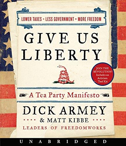 9780062027139: Give Us Liberty CD