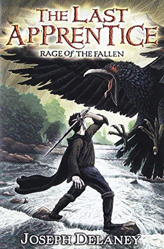 9780062027580: The Last Apprentice: Rage of the Fallen (Book 8)