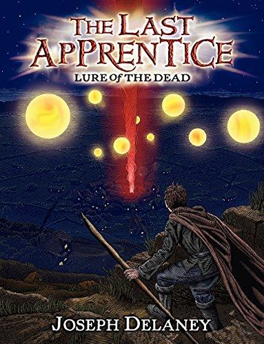 9780062027603: The Last Apprentice: Lure of the Dead (Book 10)
