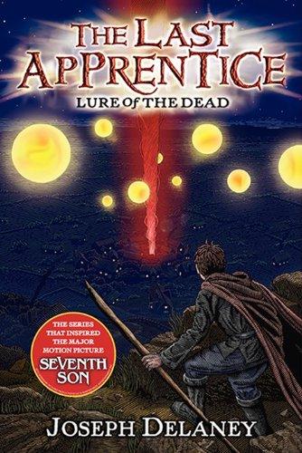 9780062027627: The Last Apprentice: Lure of the Dead (Book 10)