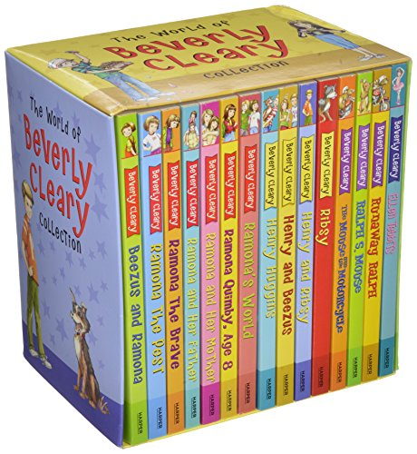 9780062029959: The World of Beverly Cleary Collection - 15 Book Ultimate Boxed Set! Ramona and More! (Beverly Cleary)