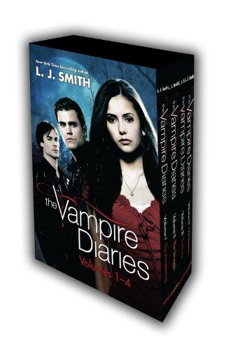 9780062032669: Vampire Diaries Box Set