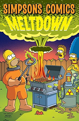 9780062036537: Simpsons Comics Meltdown (Simpsons Comic Compilations)