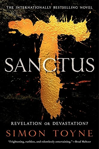 9780062038302: Sanctus: A Novel (Ruin Trilogy)