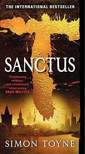 9780062038319: Sanctus (The Sanctus Trilogy)
