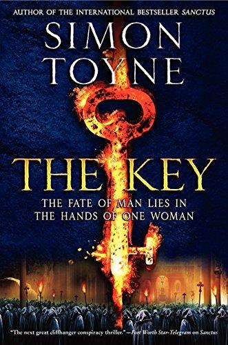 9780062038333: The Key (The Sanctus Trilogy)