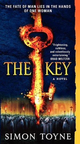 9780062038340: The Key: A Novel (The Sanctus Trilogy)