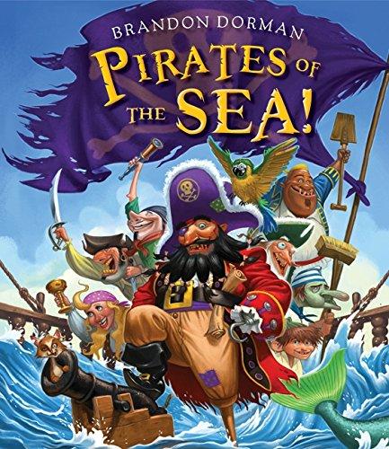 9780062040688: Pirates of the Sea!