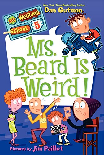 9780062042101: My Weirder School #5: Ms. Beard Is Weird!