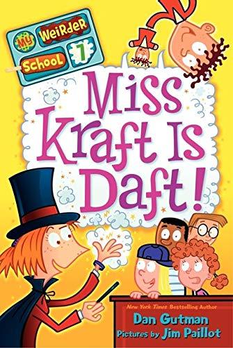 9780062042156: My Weirder School #7: Miss Kraft Is Daft!
