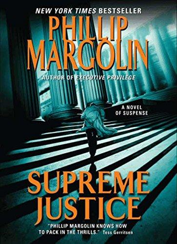 9780062044839: Supreme Justice: A Novel of Suspense