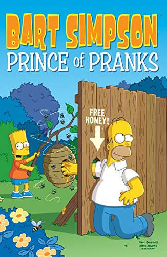 9780062045003: Bart Simpson: Prince of Pranks (The Simpsons)