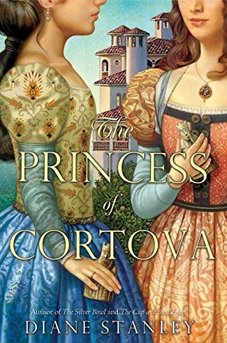 9780062047304: The Princess of Cortova (Silver Bowl)