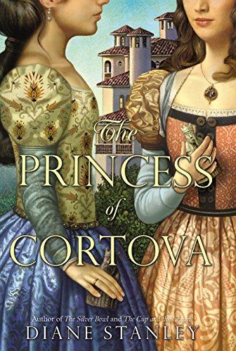 9780062047328: The Princess of Cortova (Silver Bowl)