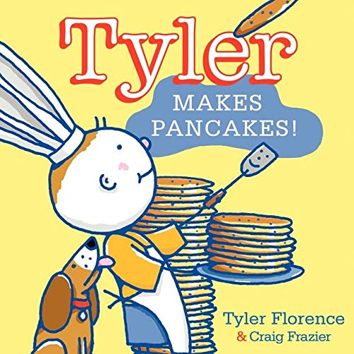 9780062047526: Tyler Makes Pancakes! (Tyler and Tofu)