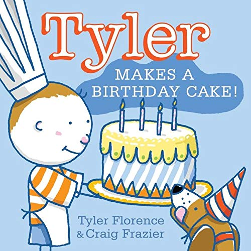 9780062047601: Tyler Makes a Birthday Cake! (Tyler and Tofu)