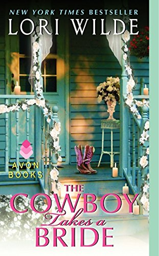 9780062047755: The Cowboy Takes a Bride (Jubilee, Texas)