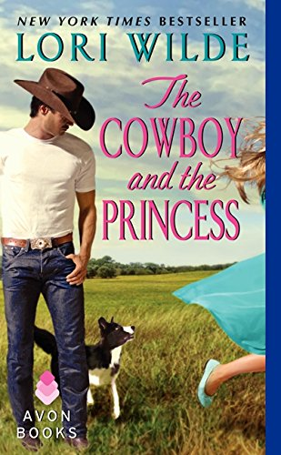 9780062047779: The Cowboy and the Princess (Jubilee, Texas)