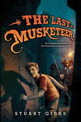 The Last Musketeer: Gibbs, Stuart
