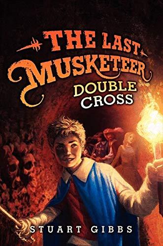 9780062048448: Double Cross (Last Musketeer)