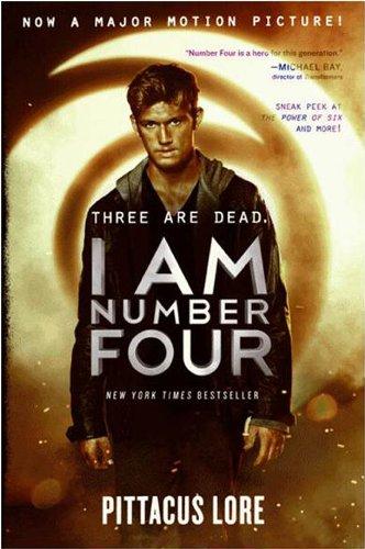 9780062048479: I Am Number Four