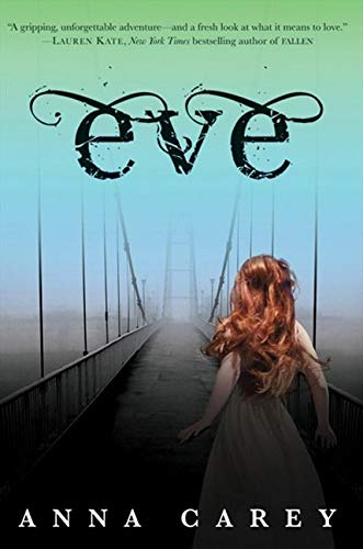 Eve 9780062048516 The first book in Anna Carey's chilling Eve trilogy, Eve is perfect for fans of The Handmaiden's Tale. After a deadly virus wiped out most of Earth's population, the world is a terrifying place. Eighteen-year-old Eve has grown up isolated from the rest of the destroyed world in an all-girls school. But it isn't until the night before her graduation that she discovers what her duties will be once she graduates. To avoid the horrifying fate that awaits her, Eve flees the only home she's ever known. On the run, she encounters Caleb, a rough, rebellious boy living in the wild. Eve knows she shouldn't trust him, but he slowly wins her confidence...and her heart. He promises to protect her, but when soldiers begin hunting them, Eve must choose between true love and her life. Eve is the first book in Anna Carey's trilogy, full of romance, adventure, sacrifice, all set in a near future that is both wonderfully strange, and chillingly familiar.