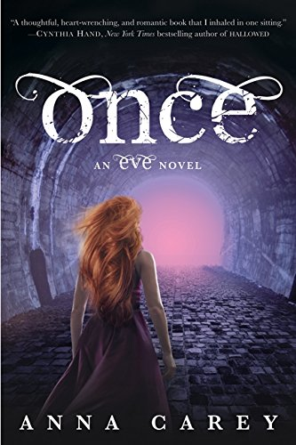 9780062048547: Once: An Eve Novel (Eve Trilogy)