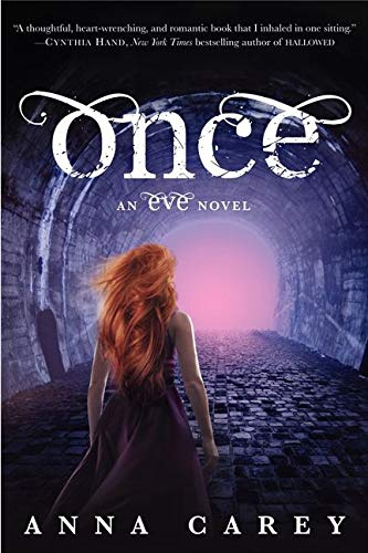 9780062048554: Once: An Eve Novel (Eve Trilogy)