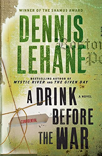 9780062049100: Drink Before the War, A