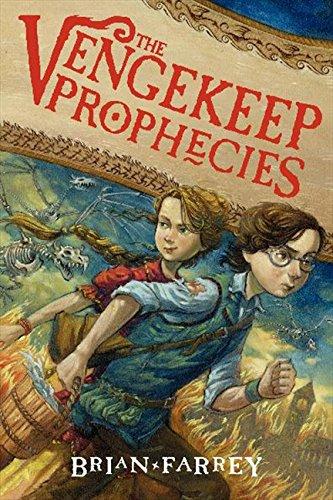 9780062049285: The Vengekeep Prophecies