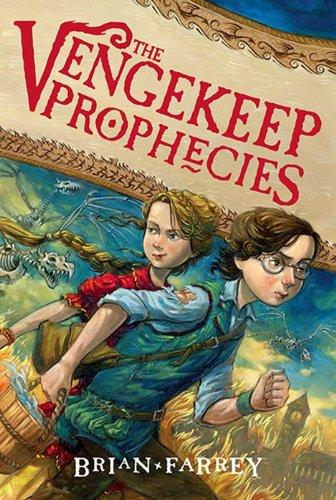 9780062049292: The Vengekeep Prophecies