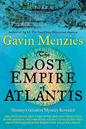 9780062049483: The Lost Empire of Atlantis: History's Greatest Mystery Revealed