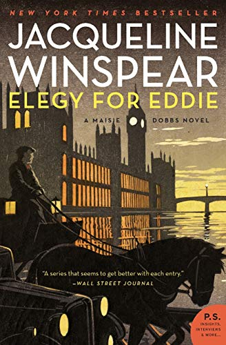 9780062049582: Elegy for Eddie: A Maisie Dobbs Novel