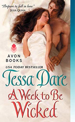 9780062049872: A Week to Be Wicked (Spindle Cove)