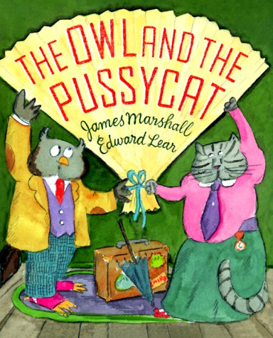 The Owl and the Pussycat: Lear, Edward
