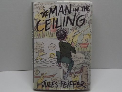 9780062050366: The Man in the Ceiling