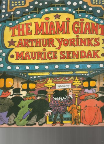 9780062050694: The Miami Giant