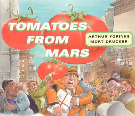 9780062050700: Tomatoes from Mars