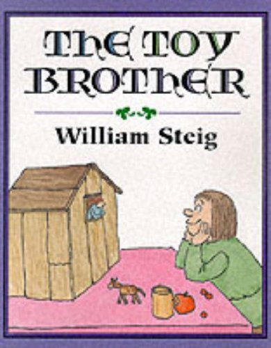 Toy Brother 9780062050786 An apprentice alchemist finds that his despised kid brother is the only one who can help him when he concocts a potion which makes him the size of a peanut.